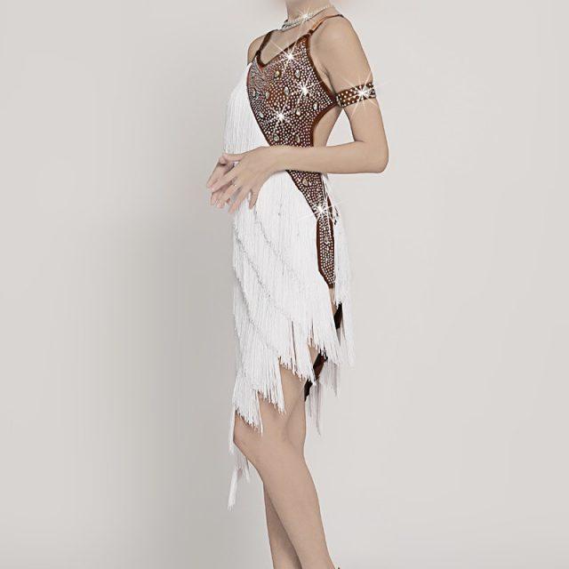 Latin dresses for dancing wear latin dance Latina costume latin salsa dress