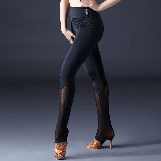 Ballroom Latin Dance Pants Salsa Dress Modern Dancing Cha Cha Latin