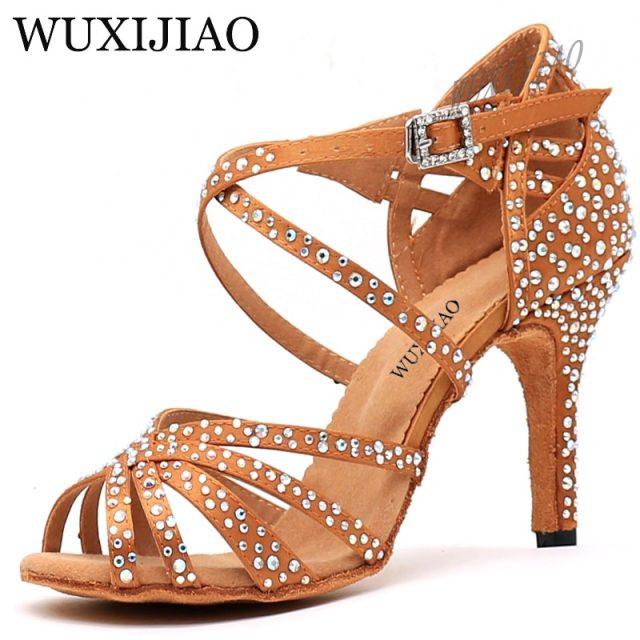 Latin Dance Shoes Woman Salsa Dance